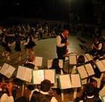 Banda musicale di Avigliano Umbro, concerto diretto da Paolo Raspetti